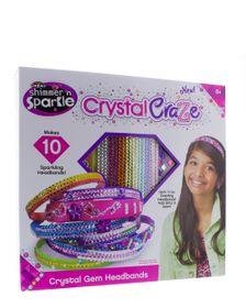 Shimmer & Sparkle Crystal Craze Jewel Hairwe
