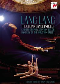 Lang Lang - The Chopin Dance Project (DVD)
