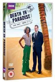 Death in Paradise: Series 1 (Import DVD)