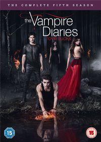 Vampire Diaries - Series 5 - Complete (DVD)