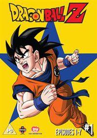 Dragon Ball Z - Series 1 - Part 1 (Import DVD)