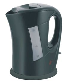 Ideas 1.7 Litre Cordless Kettle - Black