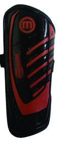 Medalist Power Shinguards - Red