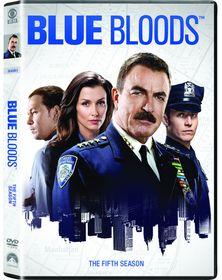 Blue Bloods Season 5 (DVD)