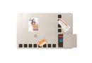 Quartet Magnetic Multifuntional Board - 390mm x 610mm