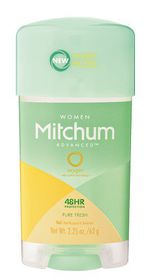 Mitchum Advanced Gel Women - Pure Fresh - 63g