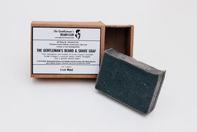 The Gentleman's Beard Club Beard and Shave Soap - 1 Bar