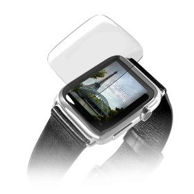 Tuff-Luv Radian 2.5D Tempered Tuff-Glass Zero Air Bubble for Apple Watch 42mm - Clear