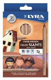 Lyra Color Giants 12 Skin Tones