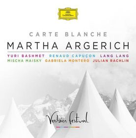 Martha Argerich - Carte Blanche (CD)