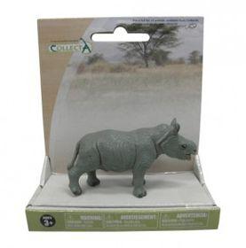 Collecta Wild White Rhinoceros Calf - Small