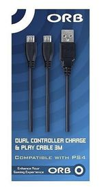 ORB Dual Controller Charge & Play Cable