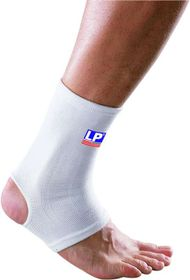 LP Support Ankle Support - White (Size: M)
