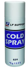 LP Support Cold Spray