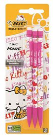 Bic Hello Kitty 3 Bic Matic HB 0.7mm Mechanical Pencils
