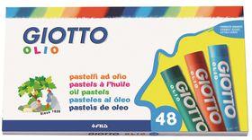 Giotto Olio 48 Oil Pastels