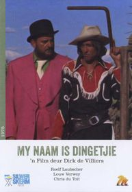 My Naam Is Dingetjie (DVD)