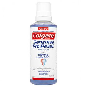 Colgate Sens Pro Relief Mouth Rinse - 400ml
