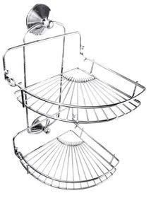 Wildberry - Corner Shower Caddy - 2 Tier