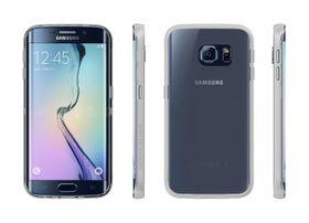 Body Glove Clownfish Aluminum Case for Galaxy S6 Edge - Clear & White