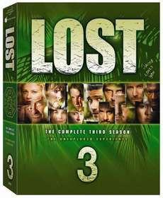 Lost Season 3 (DVD)