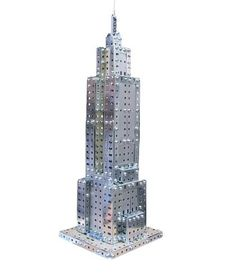 Meccano Empire Building - Signature