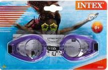 Intex - Swim Goggles - Play - Purple