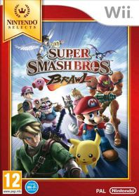 Super Smash Bros. Brawl (Selects) /Wii