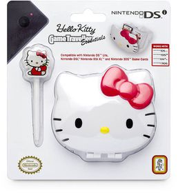 Big Ben - Hello Kitty Game Card And Stylus (3DS)