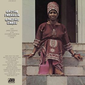 Aretha Franklin - Amazing Grace - (Vinyl)