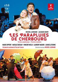 Michael Legrand - Les Parapluies De Cherbourg (DVD)