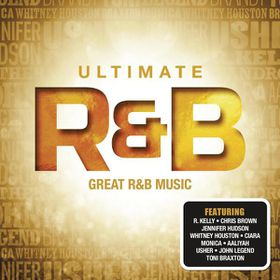Various Artists - Ultimate: R&B (CD)