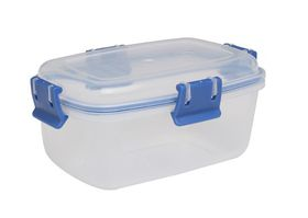 Gizmo Plastic Food Storage Clip Container - 600ml