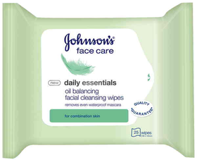 Johnson's & Johnson Daily Essential Wipes Combination