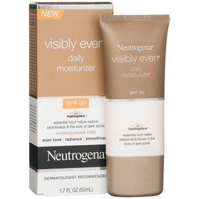 Neutrogena Visibly Even Day Moist SPF30