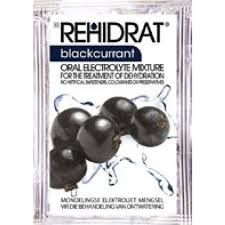 Rehydrate Blackcurrant - Singles