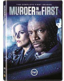 Murder In The First Season 1 (DVD)