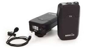 Rode RodeLink Filmmaker Kit Digital Wireless System