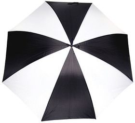Marco Golf Umbrella - Eva Handle - Black & White