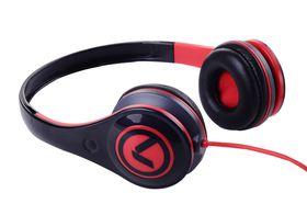 Amplify Freestylers Headphones - Black/Red