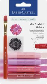 Faber-Castell Gelatos - 4 Shades of Red
