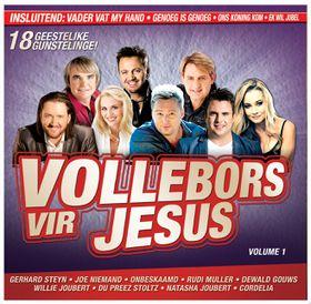 Various Artists - Vollerbors Vir Jesus Vol. 1 (CD)