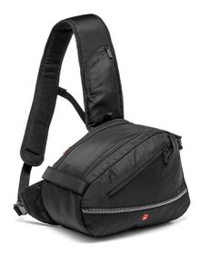 Manfrotto Advanced Active 1 Camera Sling Bag - Black