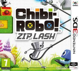 3DS Chibi Robo!: Zip Lash (Solus SW)