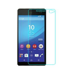 Scoop Tempered Glass For Sony Xperia C4