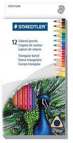 Staedtler 12 Coloured Pencils