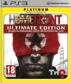 Homefront: Ultimate Edition (Platinum) (PS3)