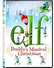 Elf: Buddy's Musical Christmas (DVD)