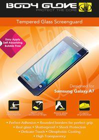 Body Glove Tempered Glass Screenguard - Samsung A7