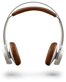 Plantronics BackBeat SENSE Wireless Bluetooth Headset - White